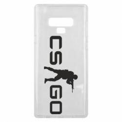 Чехол для Samsung Note 9 Counter Strike GO