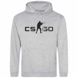 Мужская толстовка Counter Strike GO - FatLine
