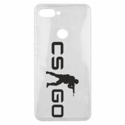 Чехол для Xiaomi Mi8 Lite Counter Strike GO