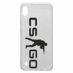 Чехол для Samsung A10 Counter Strike GO