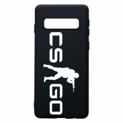 Чехол для Samsung S10 Counter Strike GO