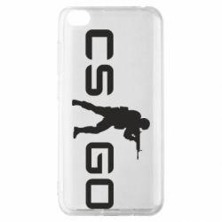 Чехол для Xiaomi Redmi Go Counter Strike GO