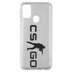 Чехол для Samsung M30s Counter Strike GO