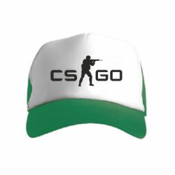 Детская кепка-тракер Counter Strike GO