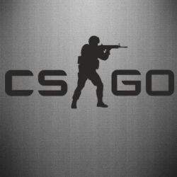 Наклейка Counter Strike GO - FatLine