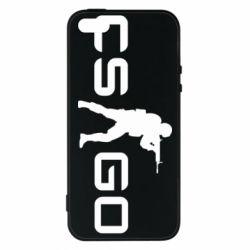 Чехол для iPhone5/5S/SE Counter Strike GO