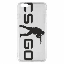 Чехол для iPhone 6 Plus/6S Plus Counter Strike GO