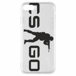 Чехол для iPhone 7 Counter Strike GO