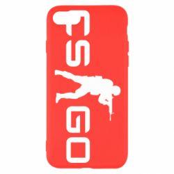 Чехол для iPhone 8 Counter Strike GO