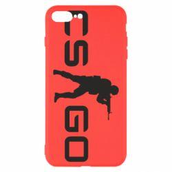 Чехол для iPhone 8 Plus Counter Strike GO