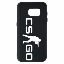 Чехол для Samsung S7 Counter Strike GO