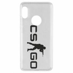Чехол для Xiaomi Redmi Note 5 Counter Strike GO