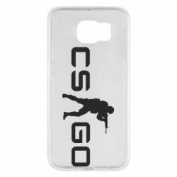 Чехол для Samsung S6 Counter Strike GO