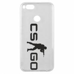 Чехол для Xiaomi Mi A1 Counter Strike GO