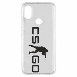 Чехол для Xiaomi Mi A2 Counter Strike GO