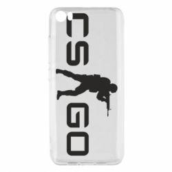 Чехол для Xiaomi Mi5/Mi5 Pro Counter Strike GO