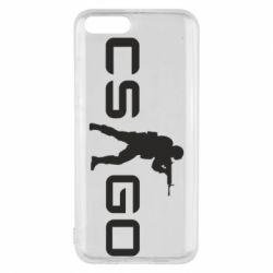 Чехол для Xiaomi Mi6 Counter Strike GO