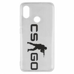 Чехол для Xiaomi Mi8 Counter Strike GO