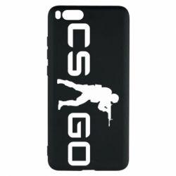 Чехол для Xiaomi Mi Note 3 Counter Strike GO