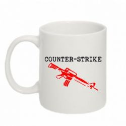 Кружка 320ml Counter Strike М16
