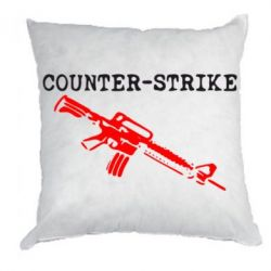 Подушка Counter Strike М16