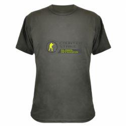 Камуфляжна футболка Counter Strike Offensive