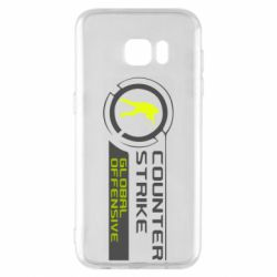 Чохол для Samsung S7 EDGE Counter Strike Offensive