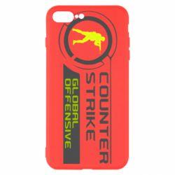 Чохол для iPhone 8 Plus Counter Strike Offensive