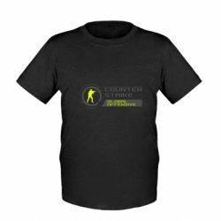 Дитяча футболка Counter Strike Offensive