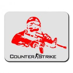 Коврик для мыши Counter Strike Player - FatLine