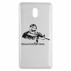 Чехол для Nokia 3 Counter Strike Player - FatLine