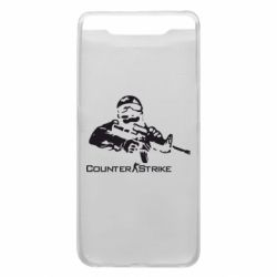 Чехол для Samsung A80 Counter Strike Player