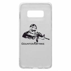 Чехол для Samsung S10e Counter Strike Player