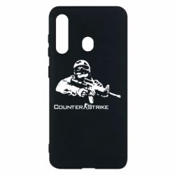 Чехол для Samsung M40 Counter Strike Player