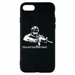 Чехол для iPhone 8 Counter Strike Player - FatLine