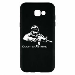 Чехол для Samsung A7 2017 Counter Strike Player - FatLine