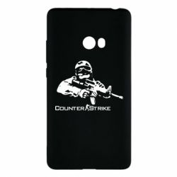 Чехол для Xiaomi Mi Note 2 Counter Strike Player - FatLine