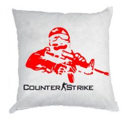 Подушка Counter Strike Player - FatLine