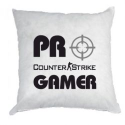 Подушка Counter Strike Pro Gamer - FatLine