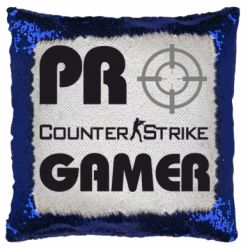 Подушка-хамелеон Counter Strike Pro Gamer