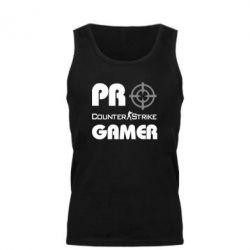 Мужская майка Counter Strike Pro Gamer