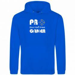 Мужская толстовка Counter Strike Pro Gamer