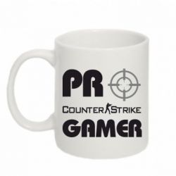Кружка 320ml Counter Strike Pro Gamer - FatLine