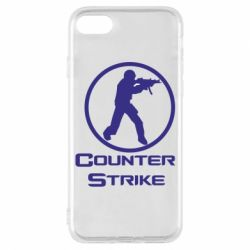 Чехол для iPhone 8 Counter Strike