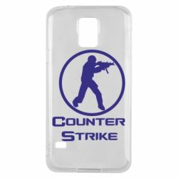Чехол для Samsung S5 Counter Strike