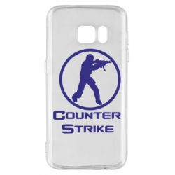 Чехол для Samsung S7 Counter Strike