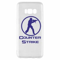 Чехол для Samsung S8 Counter Strike