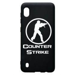 Чехол для Samsung A10 Counter Strike