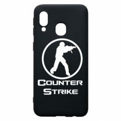 Чехол для Samsung A40 Counter Strike