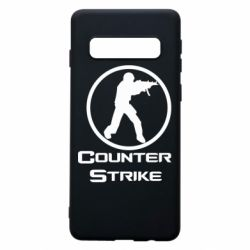 Чехол для Samsung S10 Counter Strike